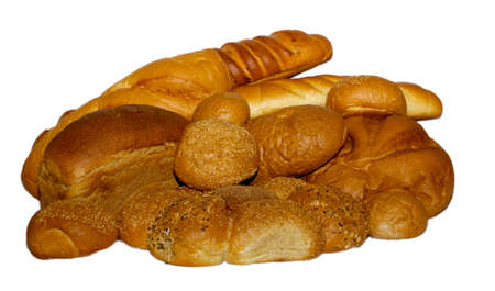 assortment of baked bread Stock Photo - 9984668