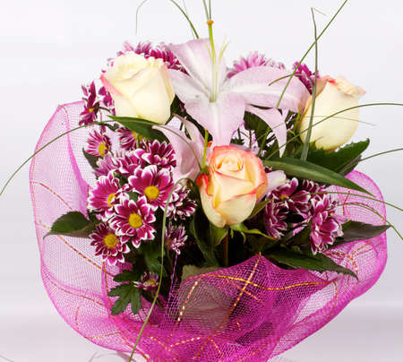 Floral arrangement  Banco de Imagens