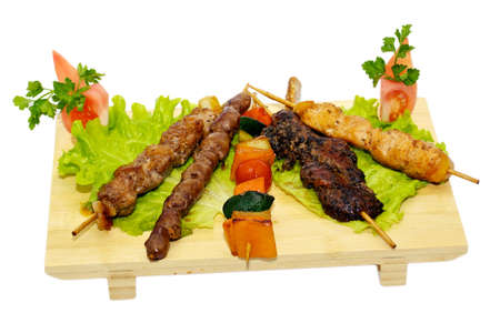 bbq - japan tradition food  photo