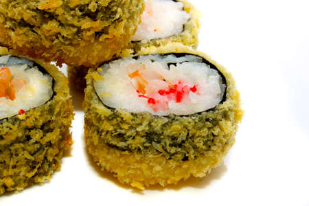 japan trditional food isolated photo