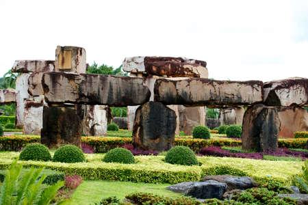Nongnooch Tropical Botanical Garden, Pattaya Stock Photo - 10863167