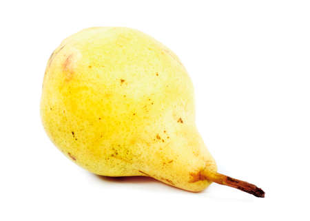 williams: pear isolated on white background