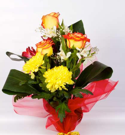 Floral arrangement  Standard-Bild