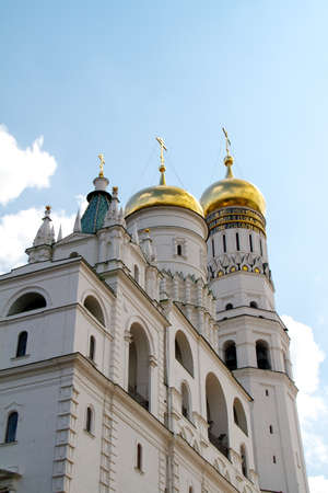 Ivan the Great bell tower, Moscow Kremlin, Russia Stock Photo - 11400792