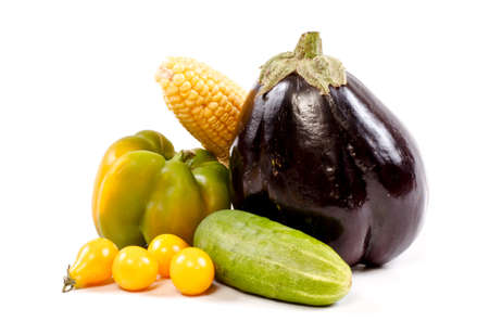 Fresh and ripe vegetables Stock Photo - 11369868