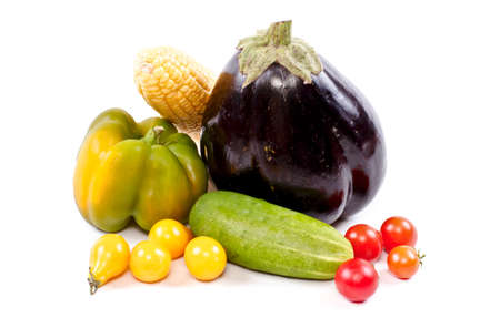 Fresh and ripe vegetables Stock Photo - 11369851