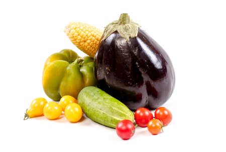 Fresh and ripe vegetables Stock Photo - 11369822