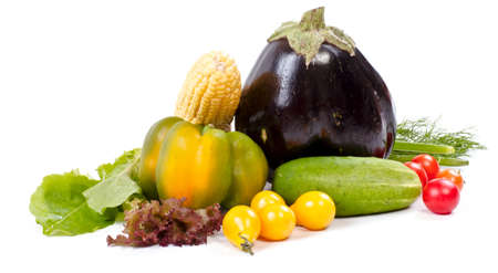 Fresh and ripe vegetables Stock Photo - 11370053