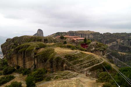 Meteora Monasteries, Greece Stock Photo - 11368834