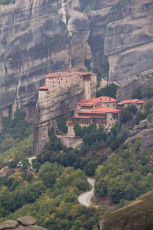 Meteora Monasteries, Greece Stock Photo - 11379459