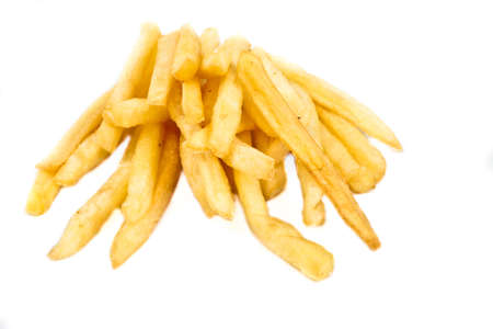 French fries, potatoes photo