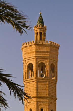 Mosque. Tunis. Mahdia photo