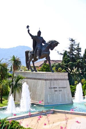 Estatua de Ataturk Foto de archivo - 12271586