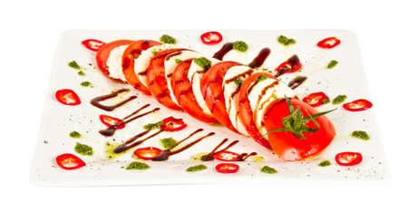 classic caprese salad photo