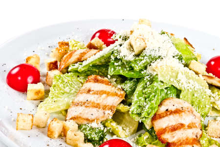 chicken salad: Caesar Salad