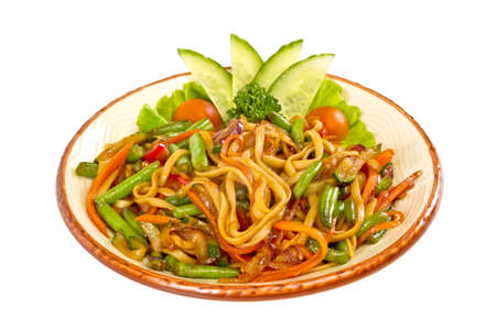Chinese Fried Noodle photo
