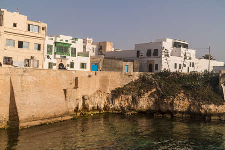 Tunisia city view