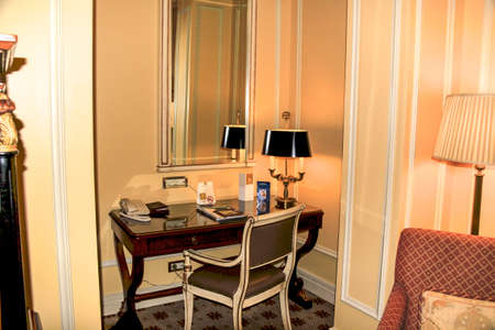 interior of hotel room Stock Photo - 12972087