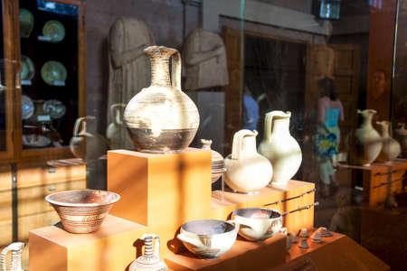 vasi greci: Antichi vasi greci Editoriali
