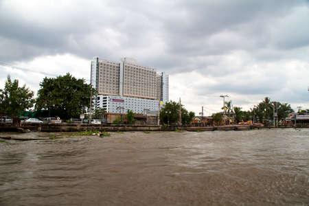 birds eye: Birds Eye View of Bangkok