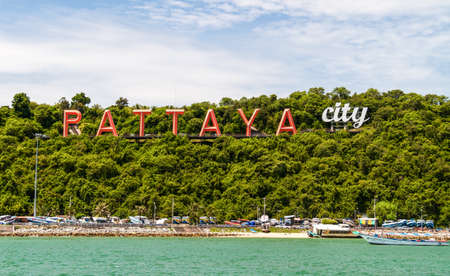 pattaya city photo
