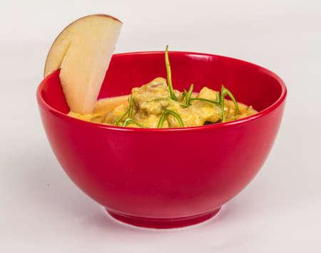 Yellow Curry Chicken (Massaman Curry Chicken) photo