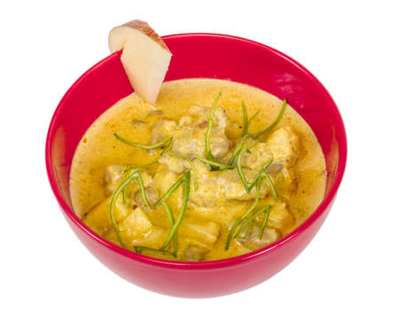 Yellow Curry Chicken (Massaman Curry Chicken) photo