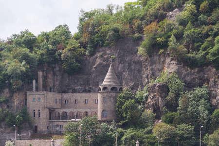 Gellert hill in Budapest Stock Photo - 13824155