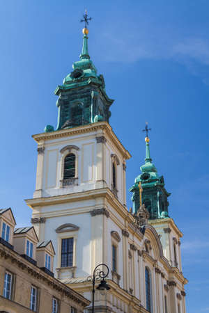 Holy Cross Church (Kosciol Swietego Krzyza), Warsaw, Poland photo