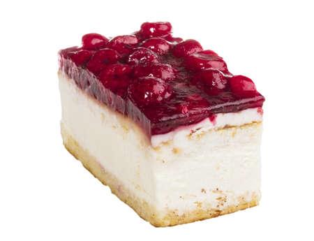 raspberry cake Stock Photo - 14034629
