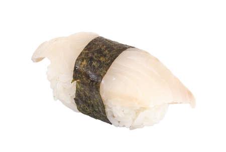White fish sushi Stock Photo - 14052290