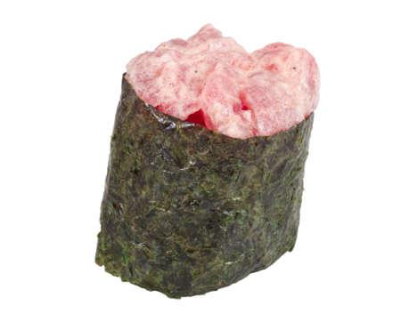 Tuna sushi photo