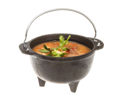 italian tomato soup Stock Photo - 14069050