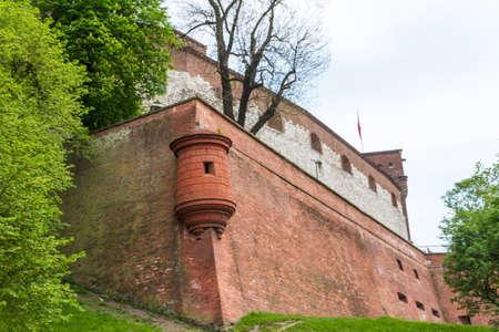 Royal castle in Wawel, Krakow