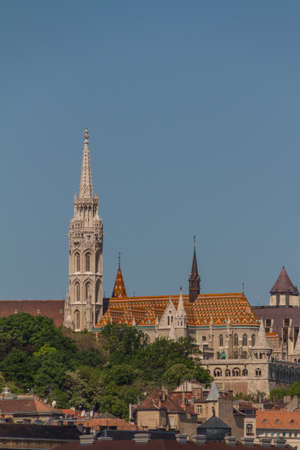 Matthias Church in Budapest, Hungary Stock Photo - 14069076