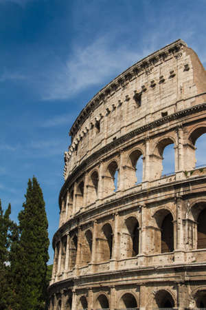 The Colosseum in Rome, Italy Stock Photo - 14199568