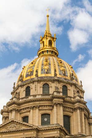 Les Invalides complex, Paris. Stock Photo - 14198740