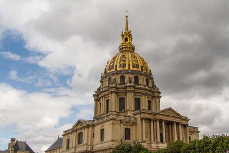 Les Invalides complex, Paris Stock Photo - 14364231