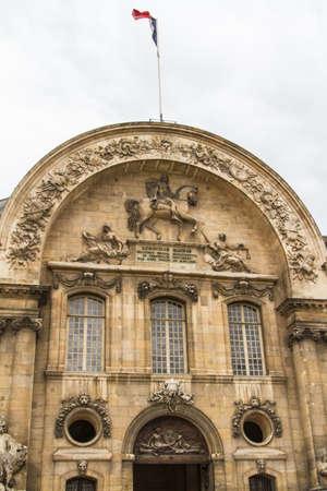 Les Invalides complex, Paris Stock Photo - 14364225