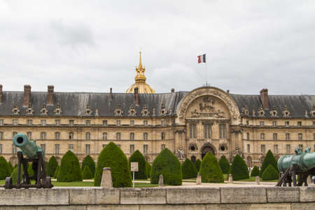 Les Invalides complex, Paris  Stock Photo - 14364276