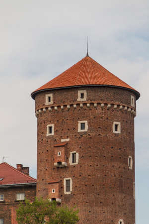 Royal castle in Wawel, Krakow Stock Photo - 14359800