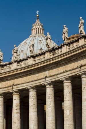 Basilica di San Pietro, Vatican, Rome, Italy photo