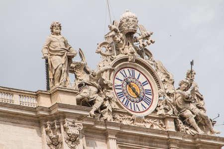 Basilica di San Pietro, Rome Italy Stock Photo - 14363857