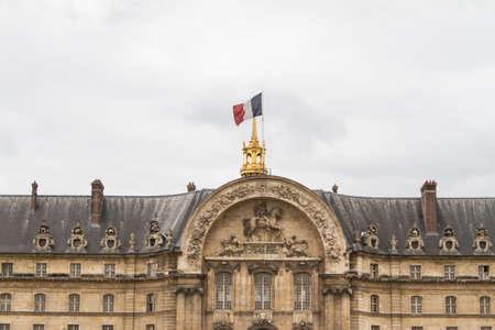Les Invalides complex, Paris. Stock Photo - 14363962