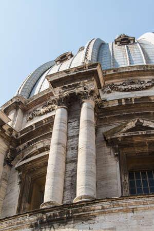Basilica di San Pietro, Rome Italy Stock Photo - 14428189