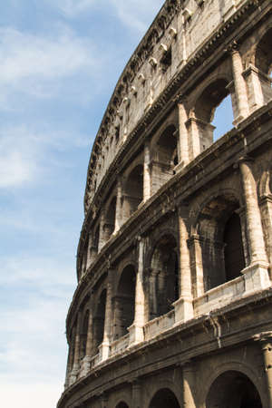 The Colosseum in Rome, Italy Stock Photo - 14427806