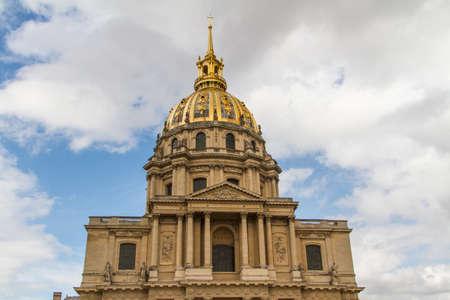 Les Invalides complex, Paris. Stock Photo - 14639334