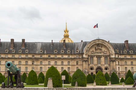 Les Invalides complex, Paris. Stock Photo - 14682975