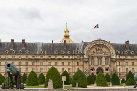 Les Invalides complex, Paris. Stock Photo - 14682975
