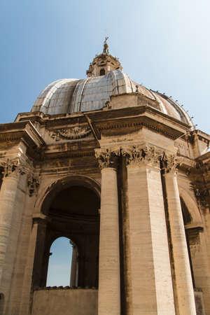 Basilica di San Pietro, Rome Italy Stock Photo - 14810541